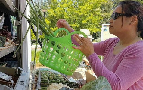 Mobile farmers market provides healthy food options