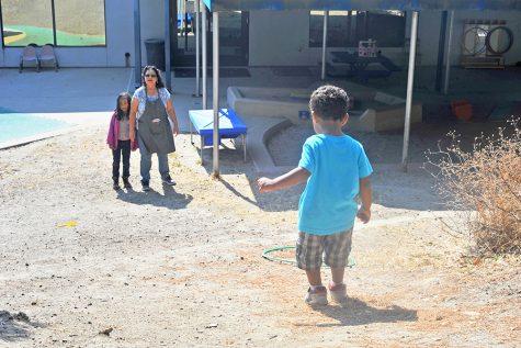 Program enhances outside play