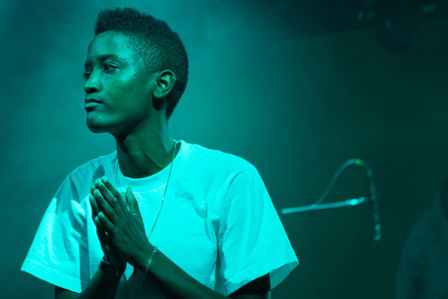 Syd+Tha+Kyd+released+her+new+EP+%22Always+Never+Home%22+on+Thursday.+