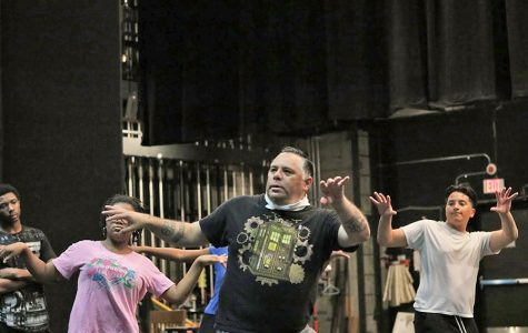 Satirical play takes on zombie outbreak theme