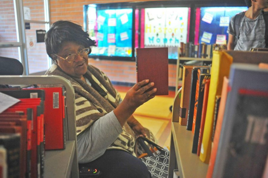 Library free book giveaway aims to improve community literacy