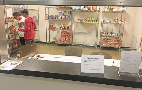 Food pantry provides sustenance