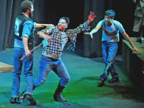 'Zombie Town' debuts,  uses lively characters   to inspire laughter