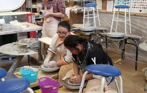 Pottery Event promotes growth