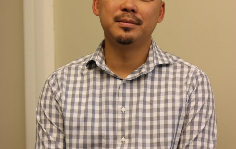 English professor Dickson Lam reveals passion for teaching