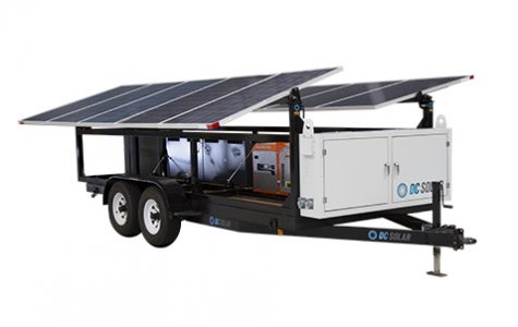 DC Freedom Solar brings bright lights to campus