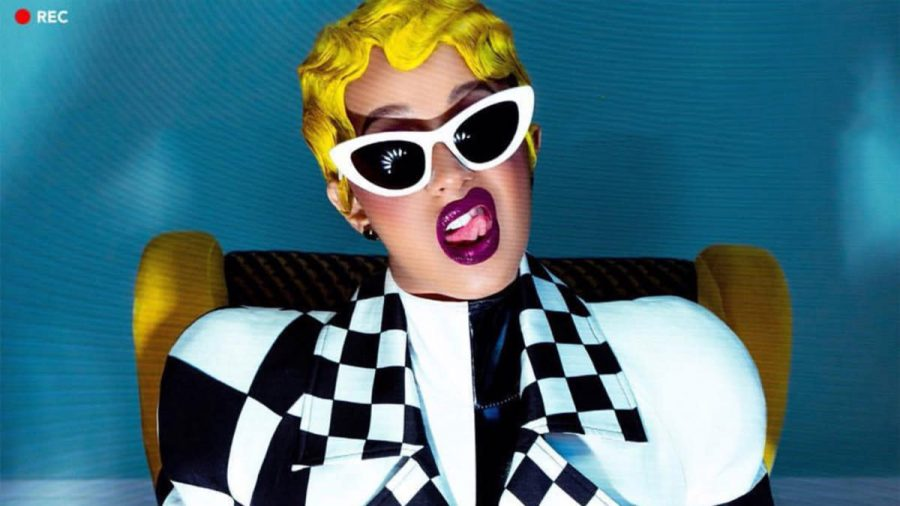 "New York City's Cardi B released her debut album ""Invasion of Privacy"" on April 6 and it has already reached No. 1 on the Billboard Top 200 albums chart."