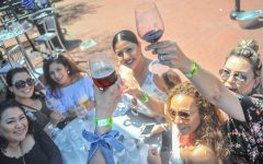 Good drinks and vibes at CCC's 11th annual Food & Wine event