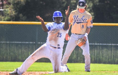 Comets devour Yuba in series finale