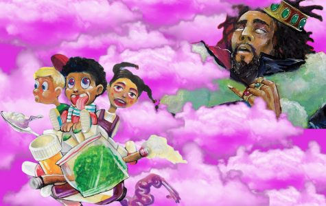 J. Cole offers new high