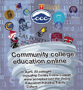 College joins online learning initiative