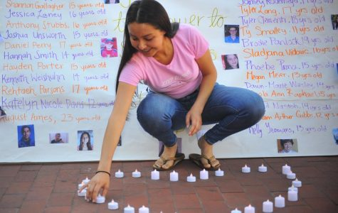 Suicide Prevention Week event showcases stories of perseverance