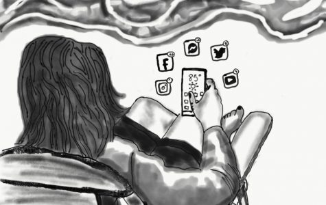 Battle to quit social media induces anxiety
