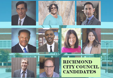 Richmond City Council candidates