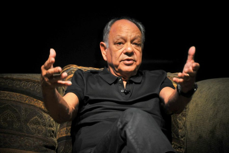 Richard 'Cheech' Marin highlights education and culture in candid conversation