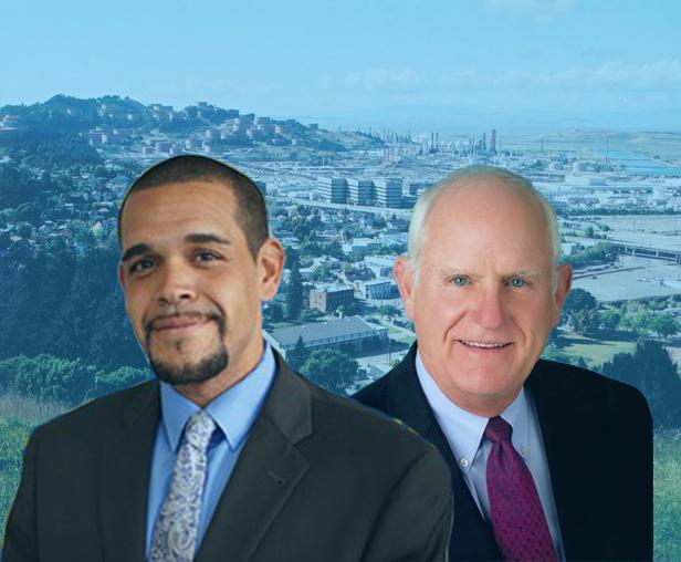 Butt, Willis battle in Richmond mayoral race