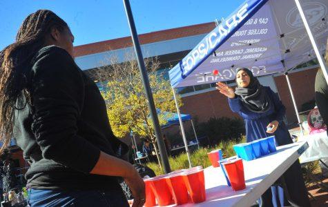 Bi-annual Club Rush shows students' group spirit