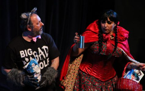 Drama faculty let loose in play