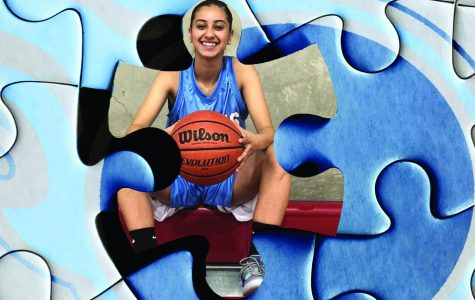 Sophomore Victoria Lopez is finishing her final season as a women's basketball player at Contra Costa College. As one of the longest-tenured players on the current team, she is one of the few players to be here for all three of coach Vince Shaw's years as coach.