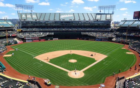 Off the Record: Athletics can't fill Coliseum