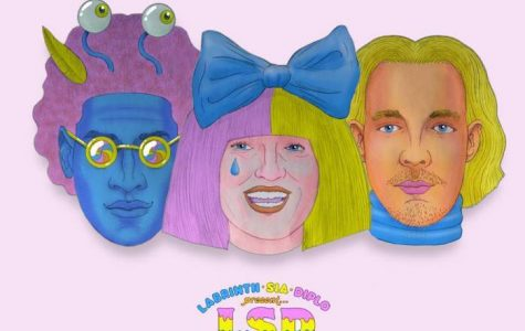 Pop supergroup LSD tries too much in debut effort