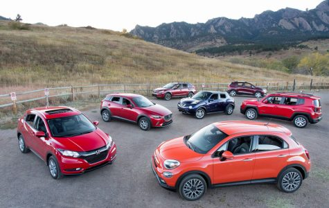 Subcompact SUVs gain popularity in U.S. market