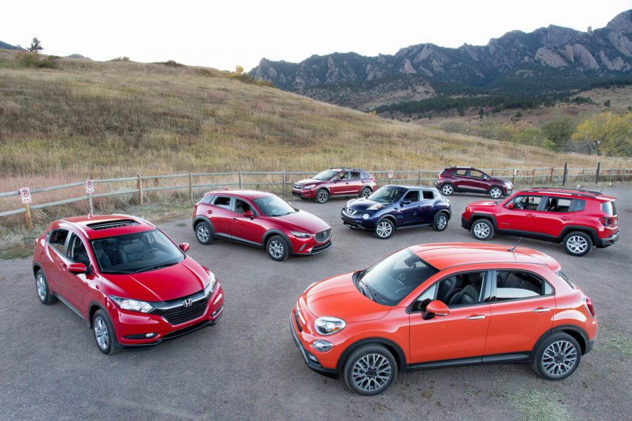 Subcompact+SUVs+gain+popularity+in+U.S.+market