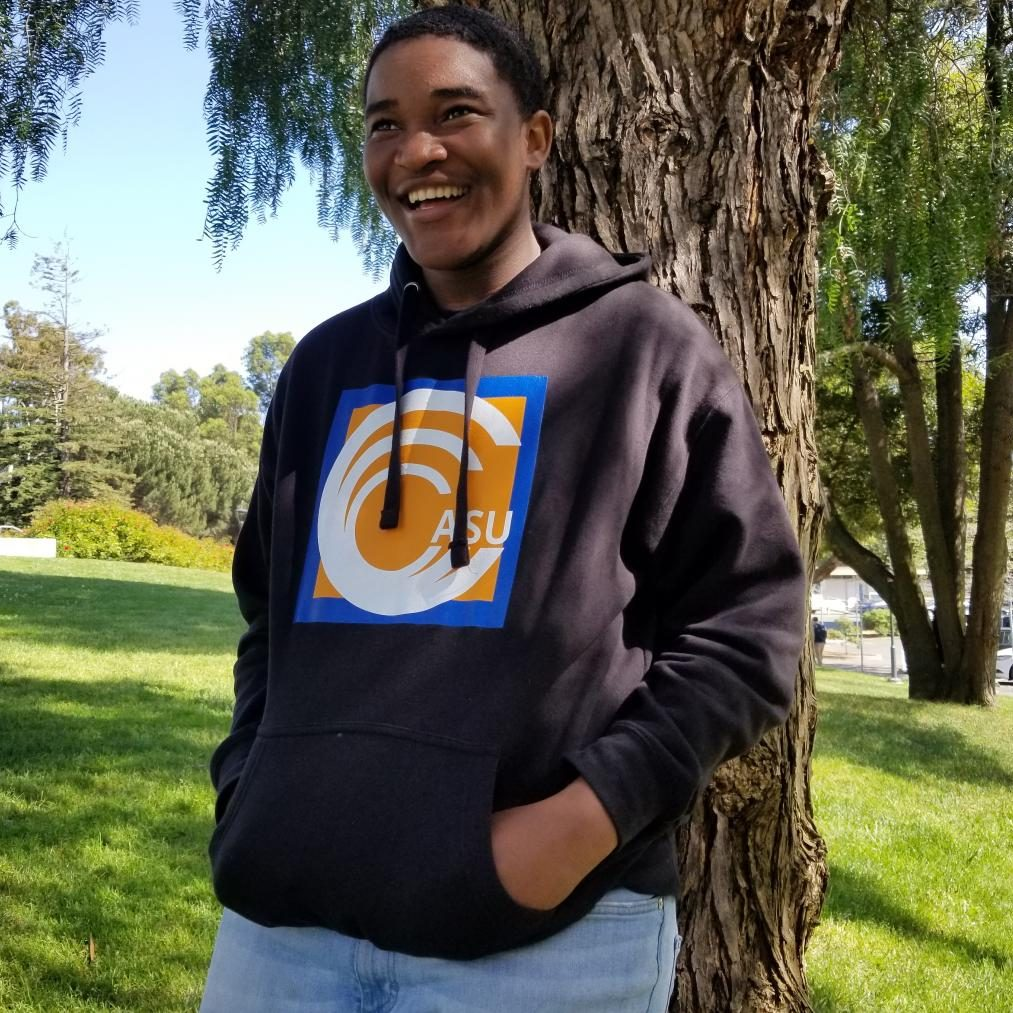 Middle College High School student Preston Akubuo-Onwuemeka co-founded richmondCodes, a non-profit organization that brings free software coding workshops to elementary and secondary schools in Richmond. He plans to major in public health when he transfers to a four-year college and has the long-term goal of becoming a neurosurgeon.