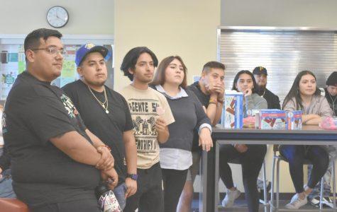 La Raza promotes club with ice cream social