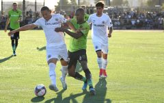 FC Juarez dominates first half against Oakland Roots, fend off the U.S team
