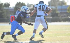 Defense forces turnovers, offense fails to capitalize