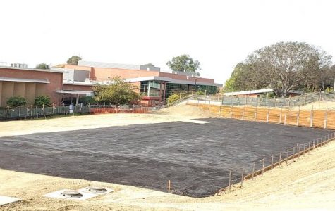 Science structure enters third phase of construction