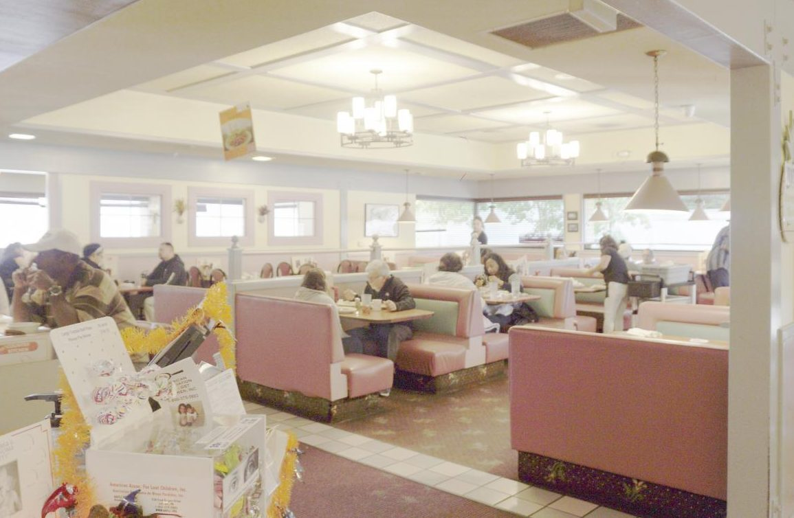Sukie's Kitchen, located across El Portal Drive from Contra Costa College, offers a wide variety of American comfort food in a classic, spacious dining room that's been in operation for over 40 years.