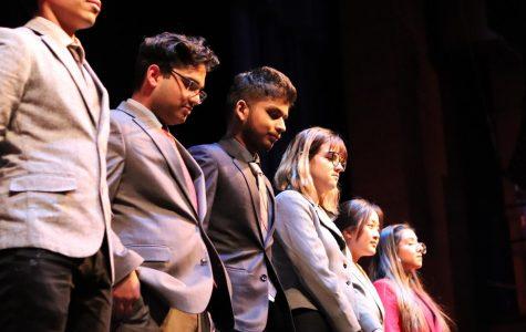 Speech team's verbal dexterity recognized