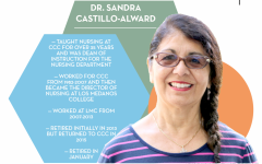 Dr. Sandra Castillo-Alward is one of Contra Costa College's most treasured professors and has now retired after over 35 years as a nursing professor, program director and friendly face around campus. Dr. Castillo-Alward has retired for the second and final time after cherishing her time here.