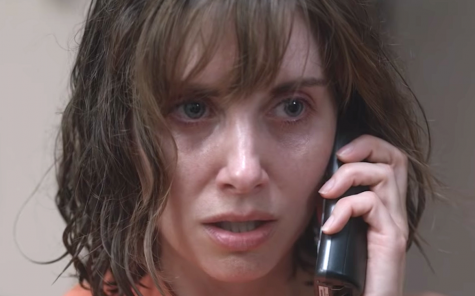 "Alison Brie portrays Sarah in the Netflix movie ""Horse Girl."" Sarah is a shy, introverted girl who is socially awkward and lives a sad and lonely life. Slowly her mental state begins to deteriorate."