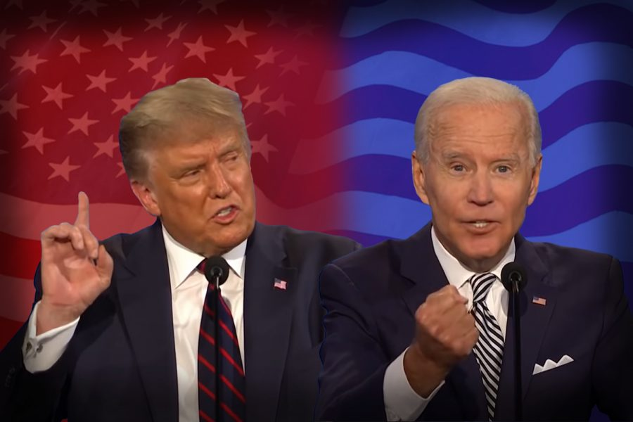 First presidential debate involves name-calling and lack of respect